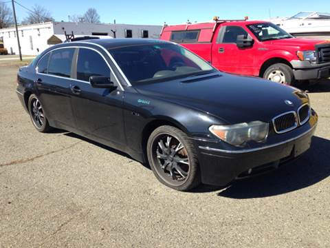2004 BMW 7 Series for sale at ASAP Car Parts in Charlotte NC