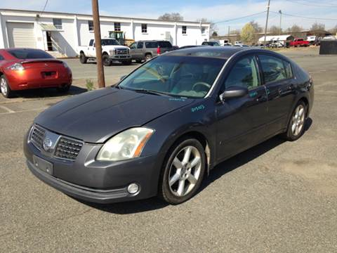 2005 Nissan Maxima for sale at ASAP Car Parts in Charlotte NC