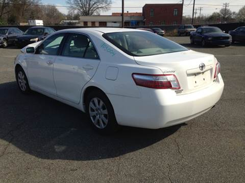 2007 Toyota Camry Hybrid for sale at ASAP Car Parts in Charlotte NC