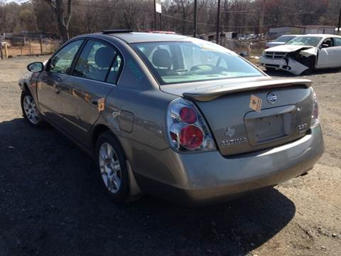 2006 Nissan Altima for sale at ASAP Car Parts in Charlotte NC
