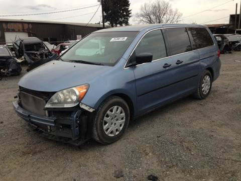 2010 Honda Odyssey for sale at ASAP Car Parts in Charlotte NC