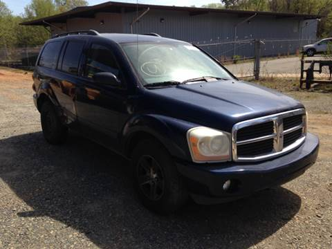 2006 Dodge Durango for sale at ASAP Car Parts in Charlotte NC