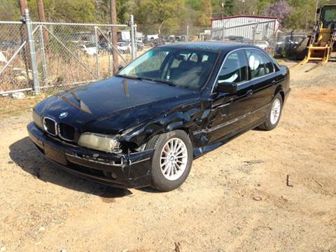 2003 BMW 5 Series for sale at ASAP Car Parts in Charlotte NC