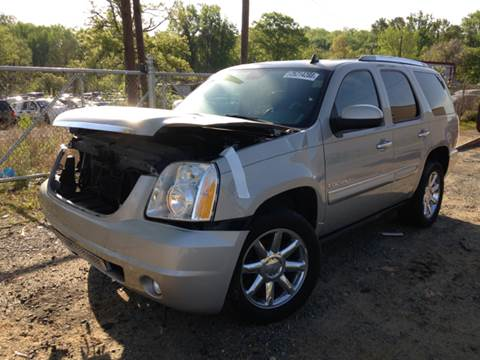 2007 GMC Yukon for sale at ASAP Car Parts in Charlotte NC