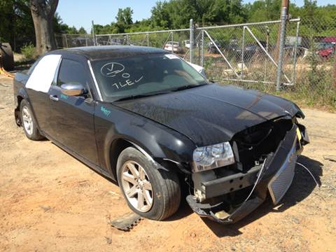 2007 Chrysler 300 for sale at ASAP Car Parts in Charlotte NC