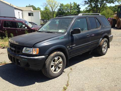 2001 Isuzu Rodeo for sale at ASAP Car Parts in Charlotte NC