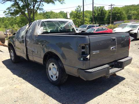 2008 Ford F-150 for sale at ASAP Car Parts in Charlotte NC