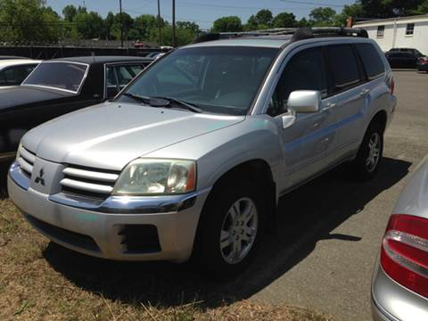 2004 Mitsubishi Endeavor for sale at ASAP Car Parts in Charlotte NC