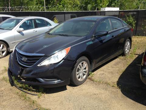 2011 Hyundai Sonata for sale at ASAP Car Parts in Charlotte NC