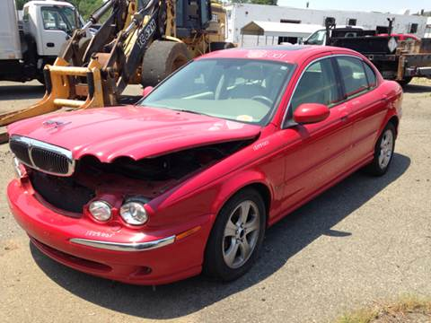 2002 Jaguar X-Type for sale at ASAP Car Parts in Charlotte NC