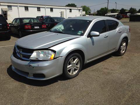 2012 Dodge Avenger for sale at ASAP Car Parts in Charlotte NC