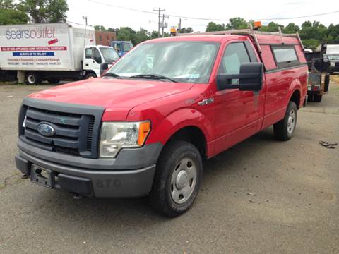 2009 Ford F-150 for sale at ASAP Car Parts in Charlotte NC