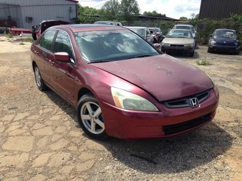 2004 Honda Accord for sale at ASAP Car Parts in Charlotte NC