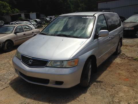 2001 Honda Odyssey for sale at ASAP Car Parts in Charlotte NC