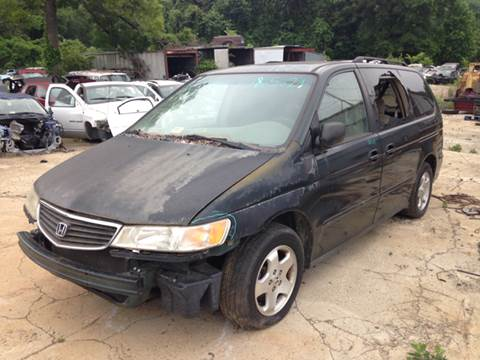 2000 Honda Odyssey for sale at ASAP Car Parts in Charlotte NC