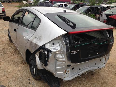 2010 Honda Insight for sale at ASAP Car Parts in Charlotte NC