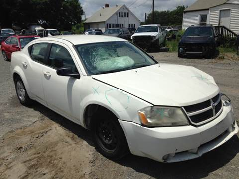 2008 Dodge Avenger for sale at ASAP Car Parts in Charlotte NC