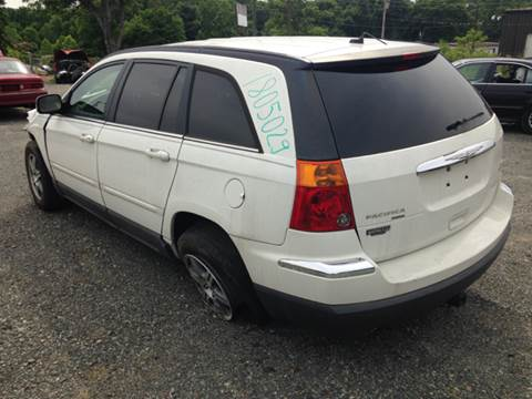2007 Chrysler Pacifica for sale at ASAP Car Parts in Charlotte NC