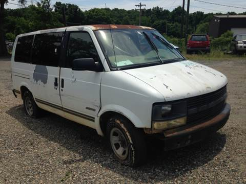 1997 Chevrolet Astro for sale at ASAP Car Parts in Charlotte NC