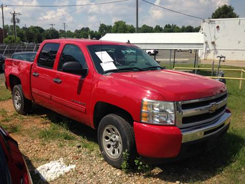 2011 Chevrolet Silverado 1500 for sale at ASAP Car Parts in Charlotte NC