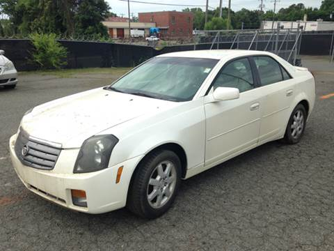 2005 Cadillac CTS for sale at ASAP Car Parts in Charlotte NC