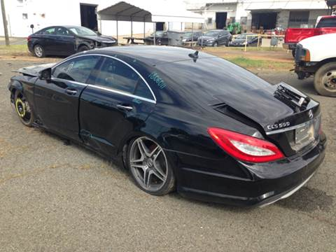 2012 Mercedes-Benz CLS for sale at ASAP Car Parts in Charlotte NC