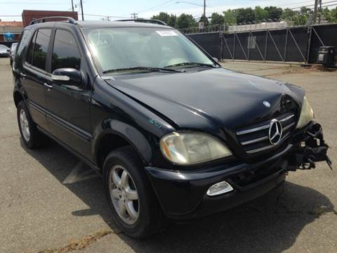 2002 Mercedes-Benz M-Class for sale at ASAP Car Parts in Charlotte NC