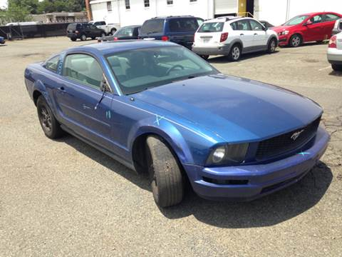 2008 Ford Mustang for sale at ASAP Car Parts in Charlotte NC