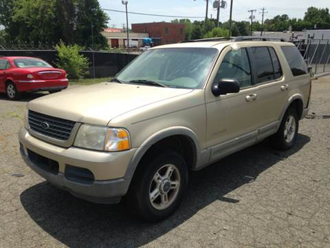 2002 Ford Explorer for sale at ASAP Car Parts in Charlotte NC