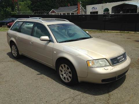 2000 Audi A6 for sale at ASAP Car Parts in Charlotte NC