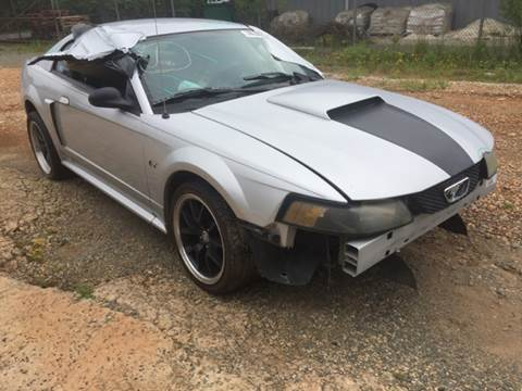 2003 Ford Mustang for sale at ASAP Car Parts in Charlotte NC