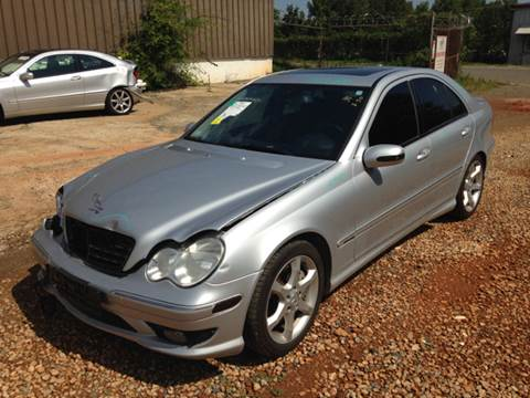 2007 Mercedes-Benz C-Class for sale at ASAP Car Parts in Charlotte NC