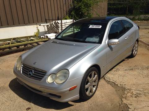 2004 Mercedes-Benz C-Class for sale at ASAP Car Parts in Charlotte NC