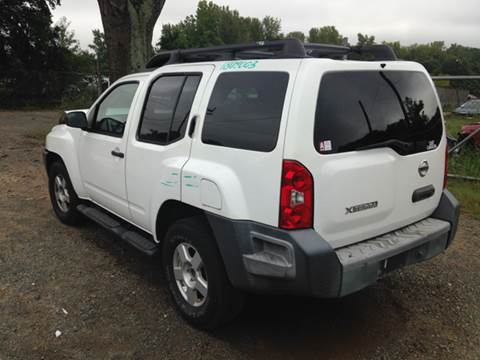 2006 Nissan Xterra for sale at ASAP Car Parts in Charlotte NC