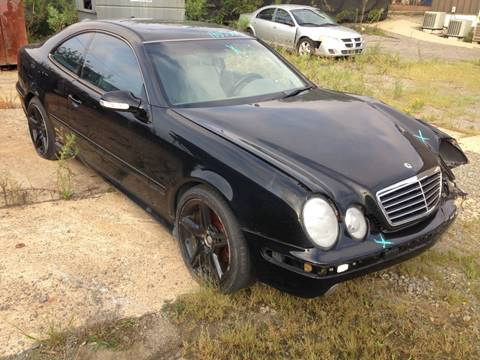 2000 Mercedes-Benz CLK for sale at ASAP Car Parts in Charlotte NC