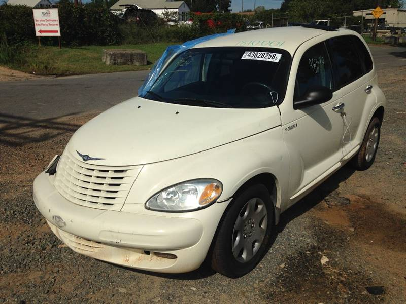 2005 Chrysler PT Cruiser for sale at ASAP Car Parts in Charlotte NC
