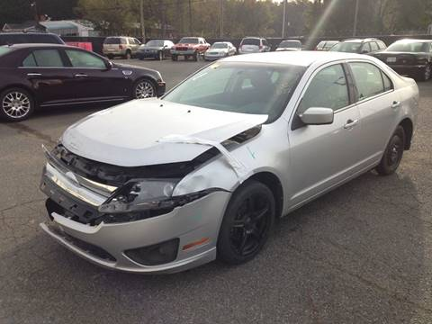 2012 Ford Fusion for sale at ASAP Car Parts in Charlotte NC