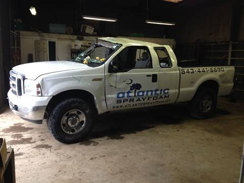 2007 Ford F-250 Super Duty for sale at ASAP Car Parts in Charlotte NC