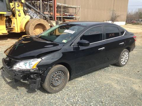 2013 Nissan Sentra for sale at ASAP Car Parts in Charlotte NC