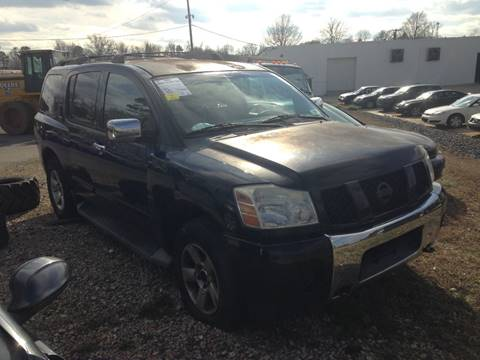 2006 Nissan Armada for sale at ASAP Car Parts in Charlotte NC
