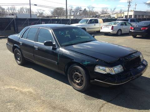 2009 Ford Crown Victoria for sale at ASAP Car Parts in Charlotte NC