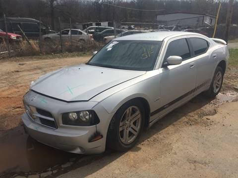2006 Dodge Charger for sale at ASAP Car Parts in Charlotte NC