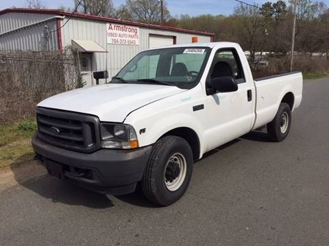 2002 Ford F-250 Super Duty for sale at ASAP Car Parts in Charlotte NC