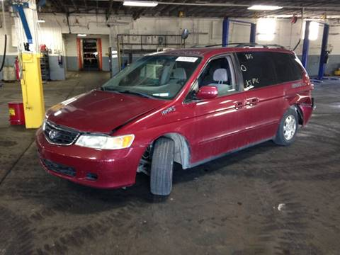 2003 Honda Odyssey for sale at ASAP Car Parts in Charlotte NC
