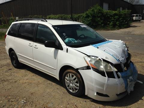 2008 Toyota Sienna for sale at ASAP Car Parts in Charlotte NC