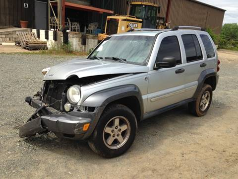 2006 Jeep Liberty for sale at ASAP Car Parts in Charlotte NC