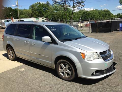 2011 Dodge Grand Caravan for sale at ASAP Car Parts in Charlotte NC