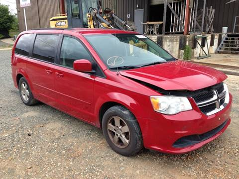 2012 Dodge Grand Caravan for sale at ASAP Car Parts in Charlotte NC