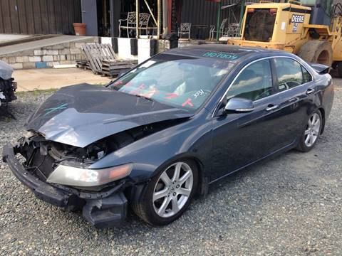 2005 Acura TSX for sale at ASAP Car Parts in Charlotte NC