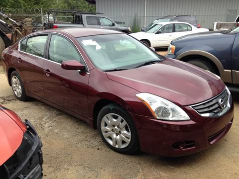 2010 Nissan Altima for sale at ASAP Car Parts in Charlotte NC